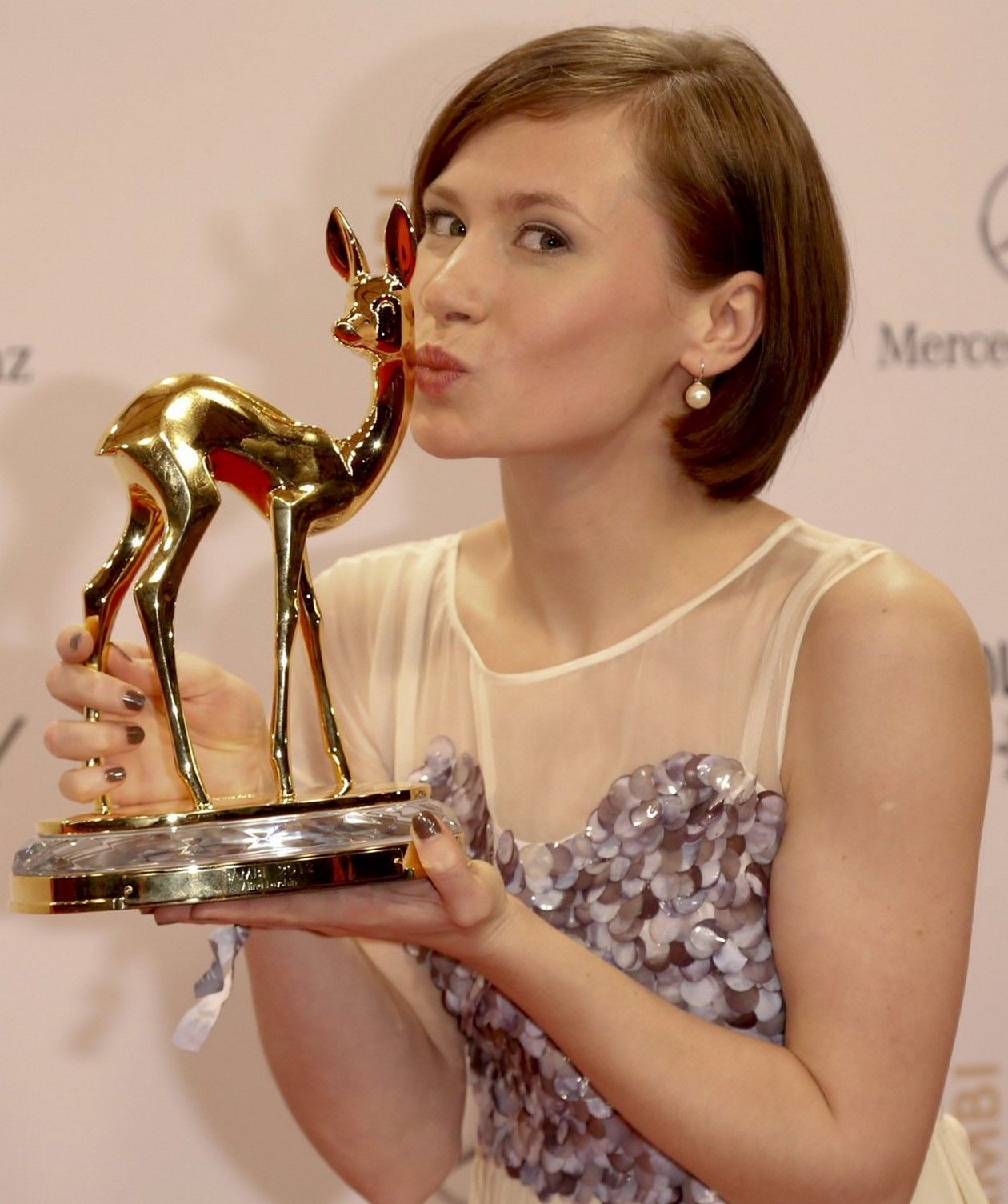 BEST ACTRESS AWARD Alina Levshin | Combat Girls / Kriegerin / Guerrière / David Wnendt 2013