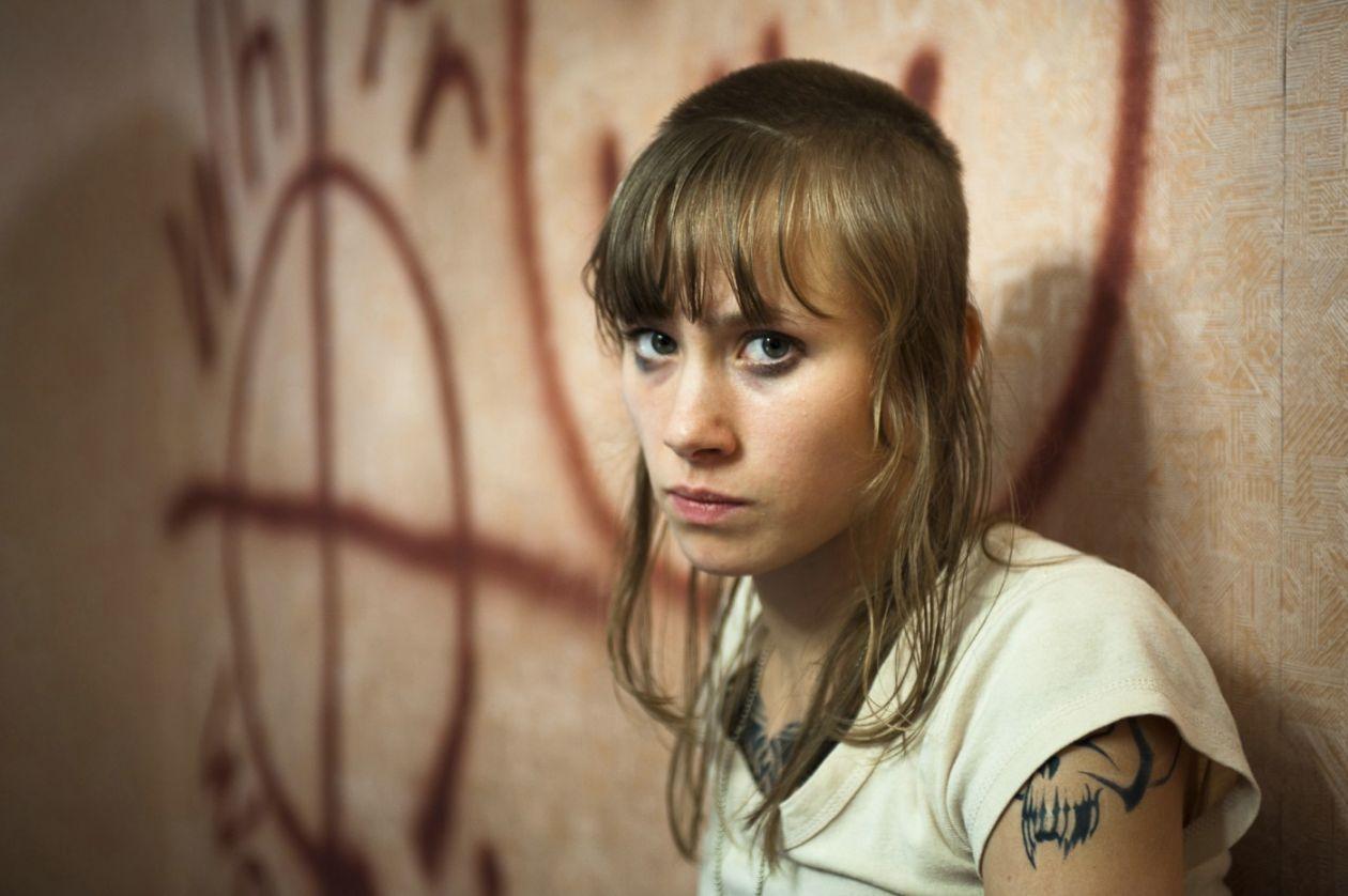 Alina Levshin actress / Guerrière / Kriegerin / Combat Girls / David Wnendt 2013 / Film Photo