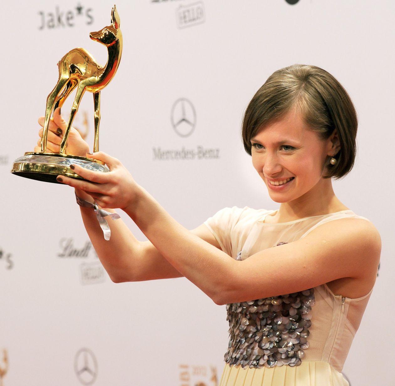 BEST ACTRESS AWARD Alina Levshin | Combat Girls / Kriegerin / Guerrière / David Wnendt 2013