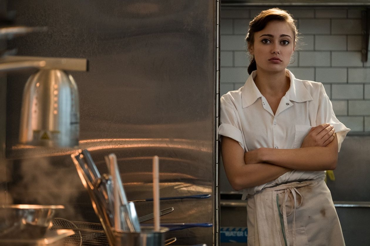 Ella Purnell actress / Tess / Sweetbitter / STARZ SERIES 2018