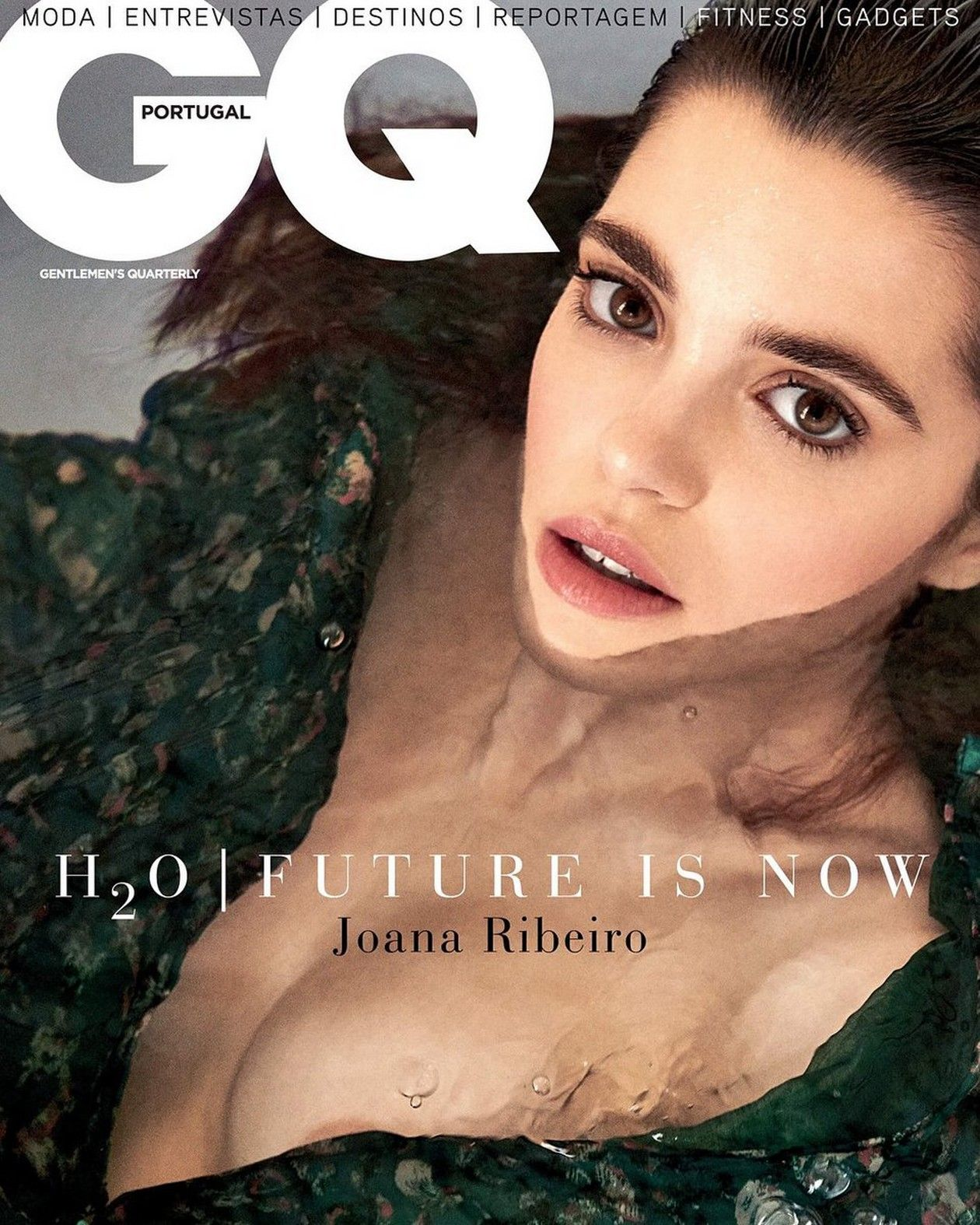 Joana Ribeiro actress GQ MAGAZINE 2018