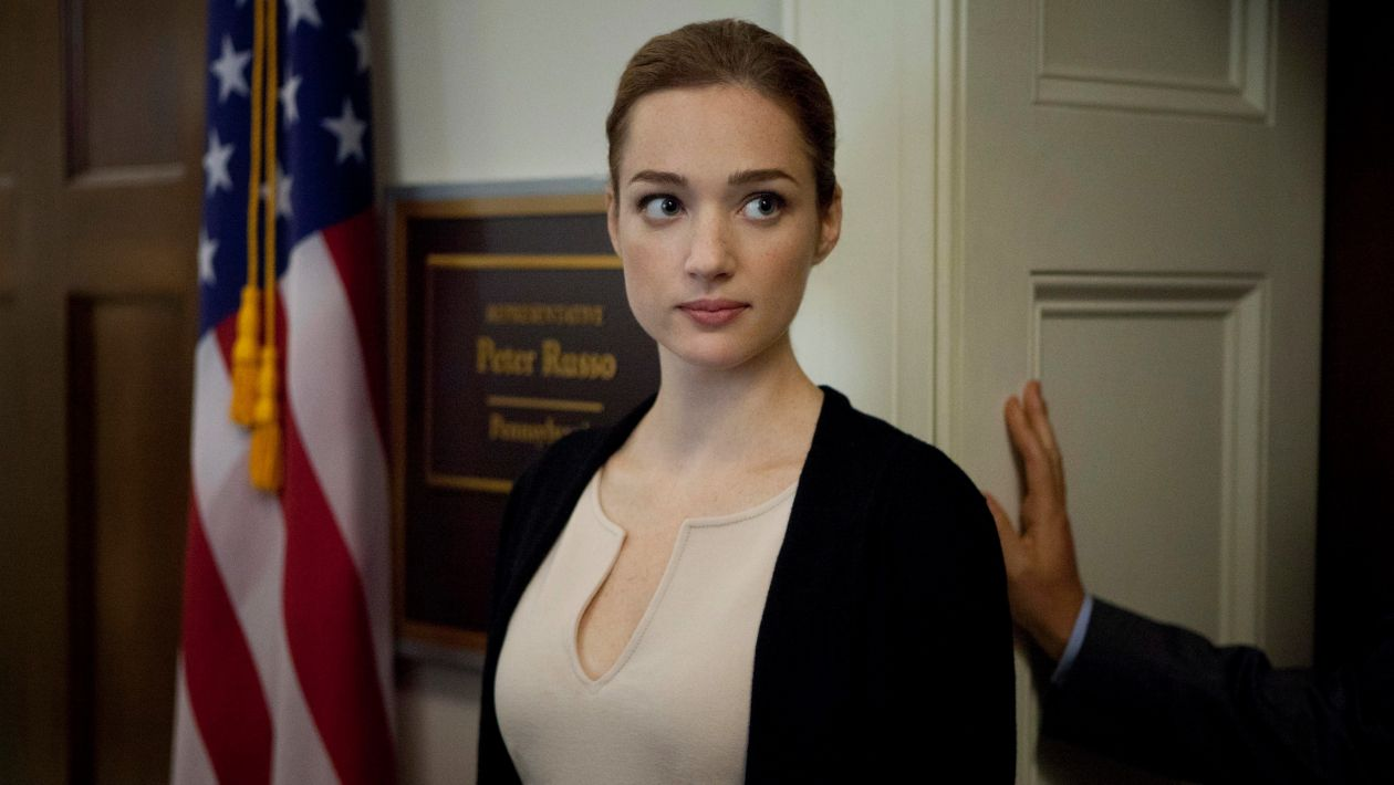 Kristen Connolly | House of Cards : Christina Gallagher | NETFLIX 2013 - 2014