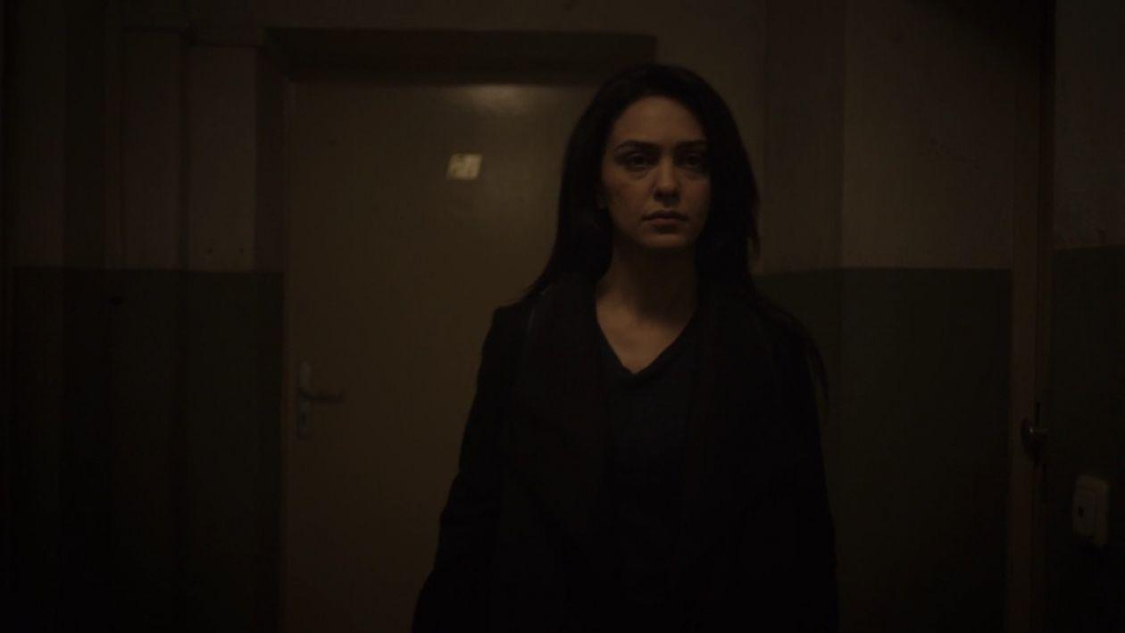 Nazanin Boniadi actress / Counterpart 2018 / Clare