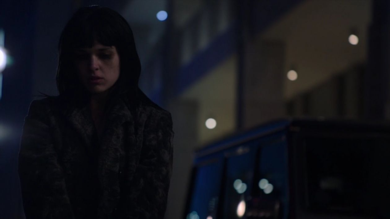 Sara Serraiocco actress | Baldwin | Counterpart Morten Tyldum