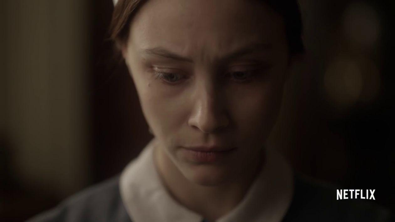 Sarah Gadon | Alias Grace / Captive : Grace Marks | CBC / Netflix 2017