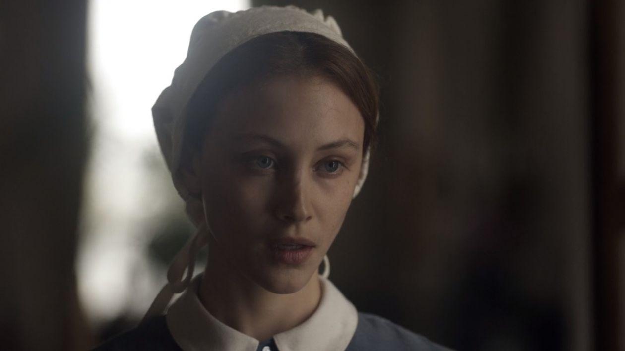 Sarah Gadon actress | Alias Grace / Captive : Grace Marks | CBC / Netflix 2017