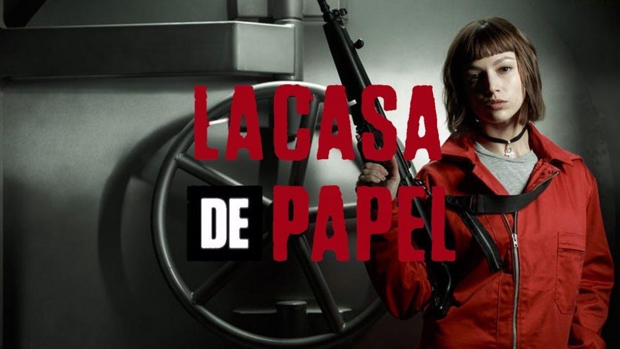 Úrsula Corberó actress / Tokio | La casa de papel