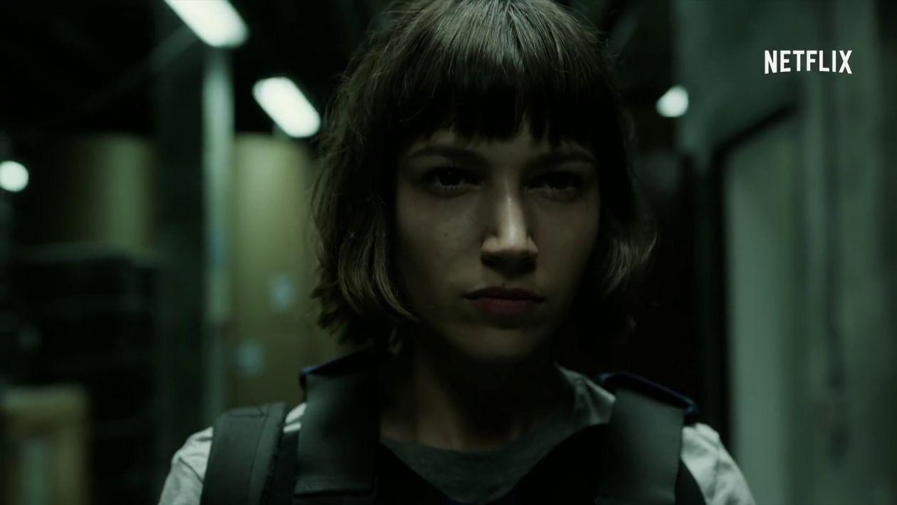 Úrsula Corberó actress / Tokio | La casa de papel / NETFLIX