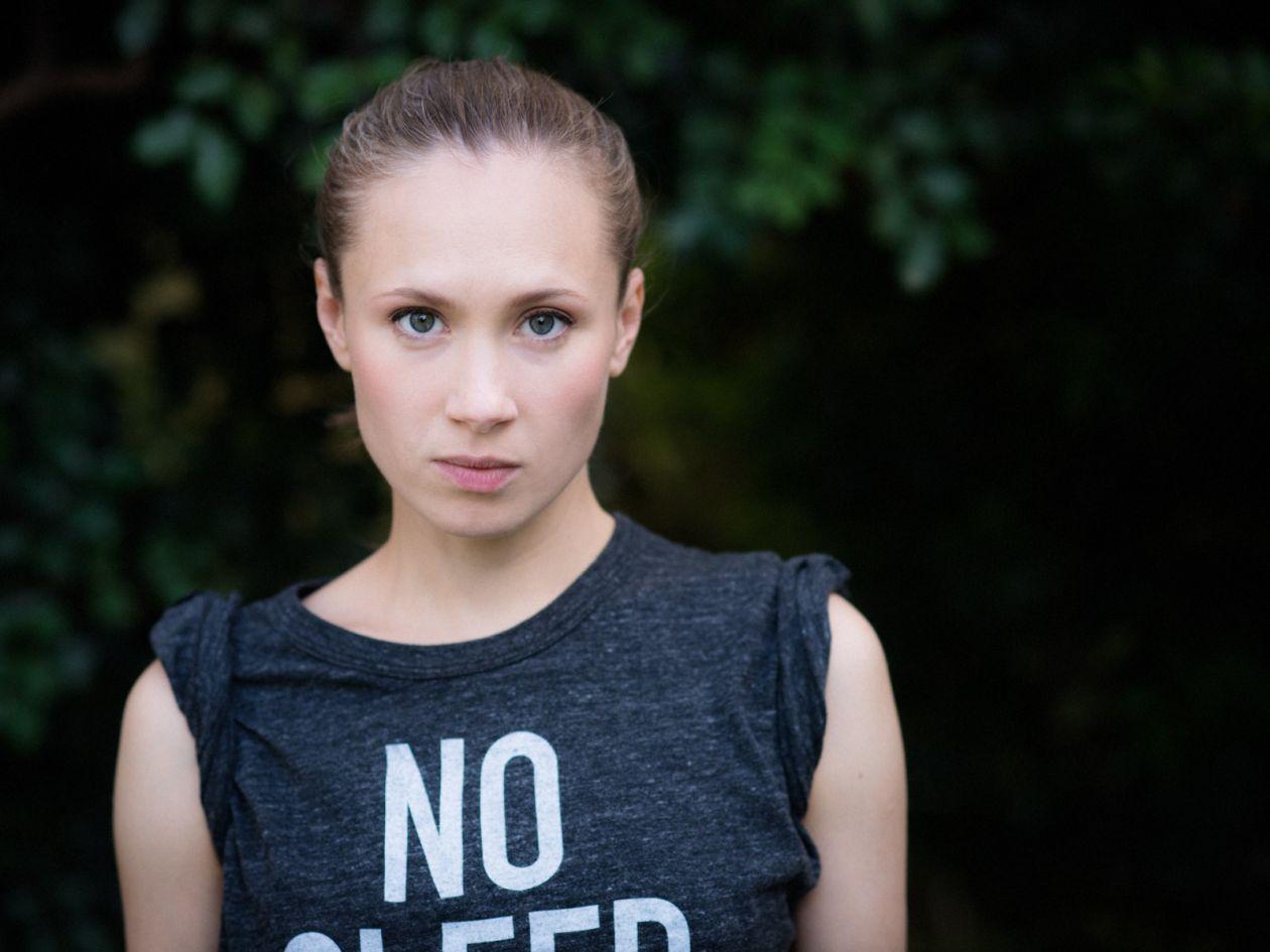 Alina Levshin actress / photo (c) Nadja Klier 2017