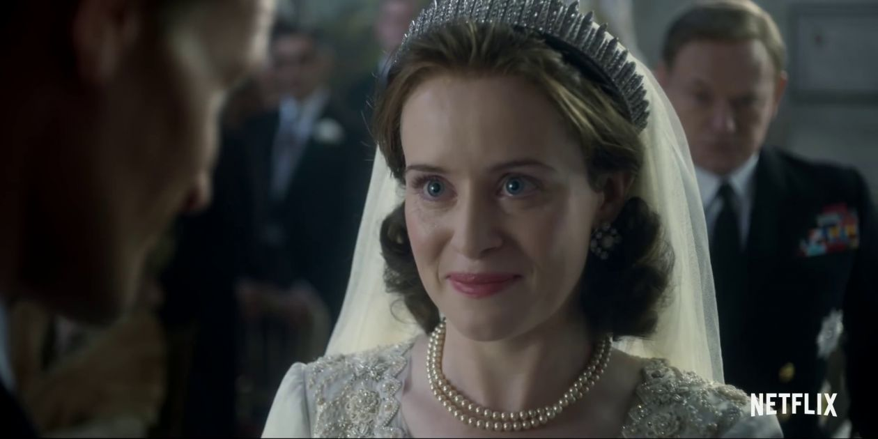Claire Foy | The Crown : Queen Elizabeth II | NETFLIX ORIGINAL SERIE 2016