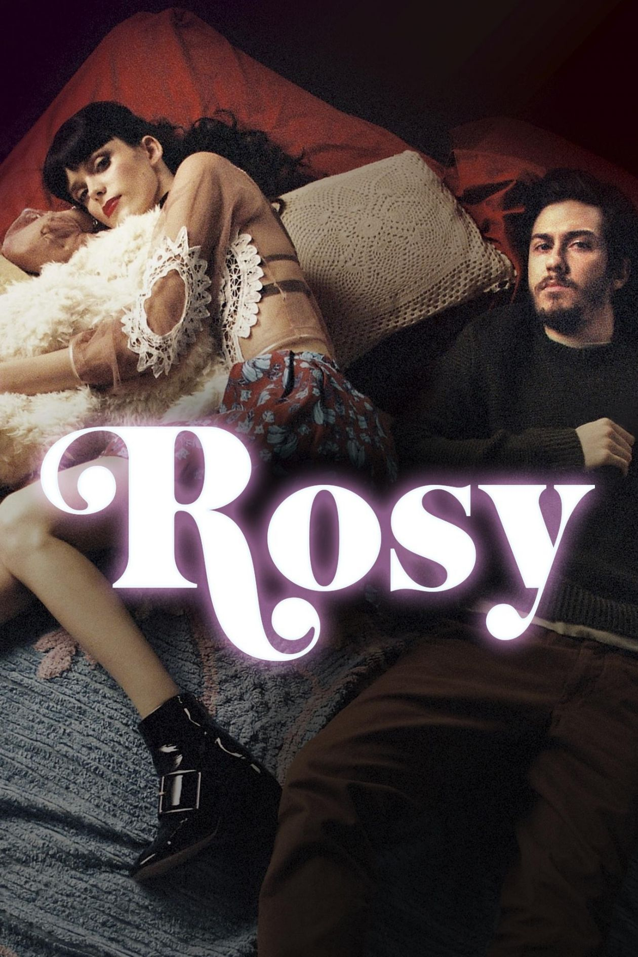 Stacy Martin | Rosy / Jess Bond 2018 Movie Poster Affiche film