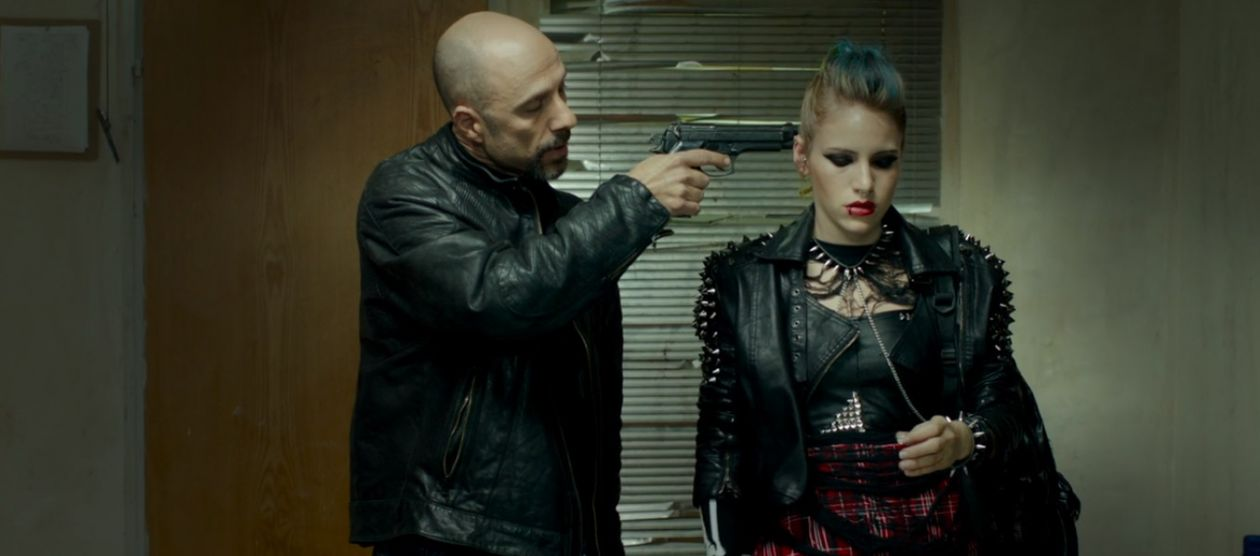 Yaara Pelzig actress / Nofar | Suicide / Hitabdut / Benny Fredman 2015