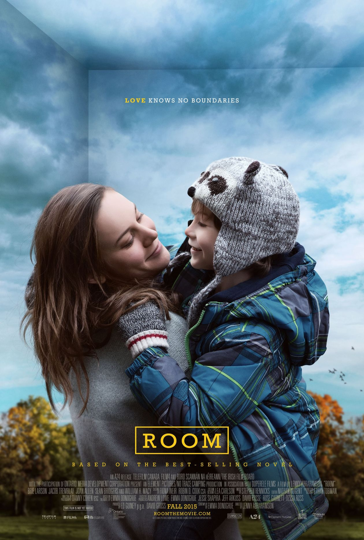 Academy Award / Oscar 2016 / Best Actress: Brie Larson - Room / Lenny Abrahamson