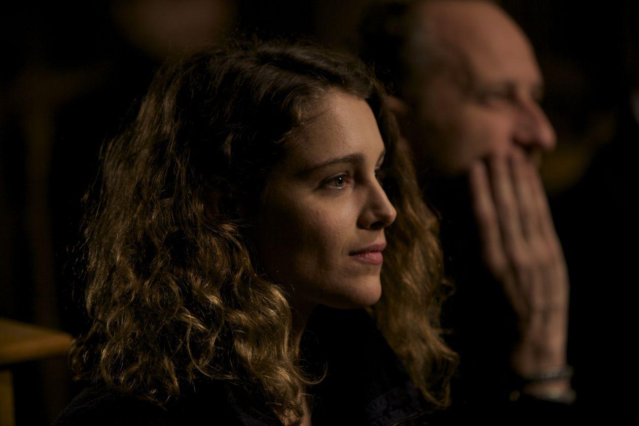 Ariane Labed actress actrice comédienne | Une place sur la terre / Fabienne Godet 2013