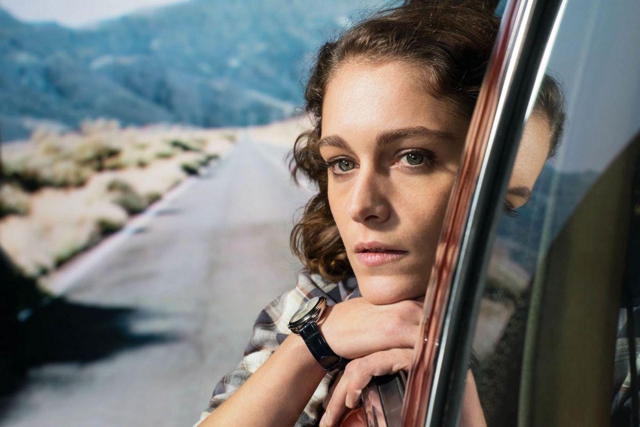 Ariane Labed actress / Actrice Révélation féminine 2014 Académie des César / Film des Révélations