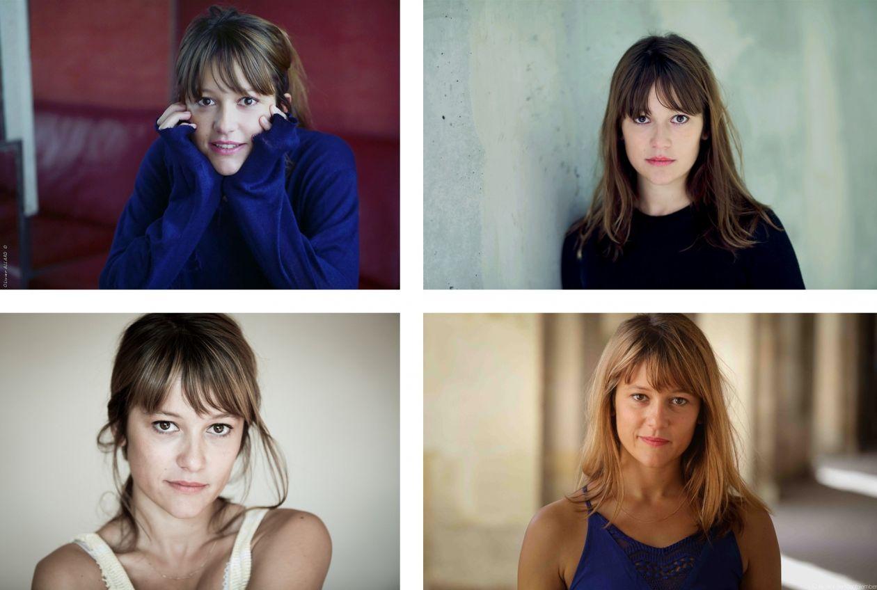 """Elisa RUSCHKE, comédienne, Talents Adami Cannes 2017 : """"On a trop peu de temps sur la terre pour être gênée"""" / actrice actress / ERKA"""