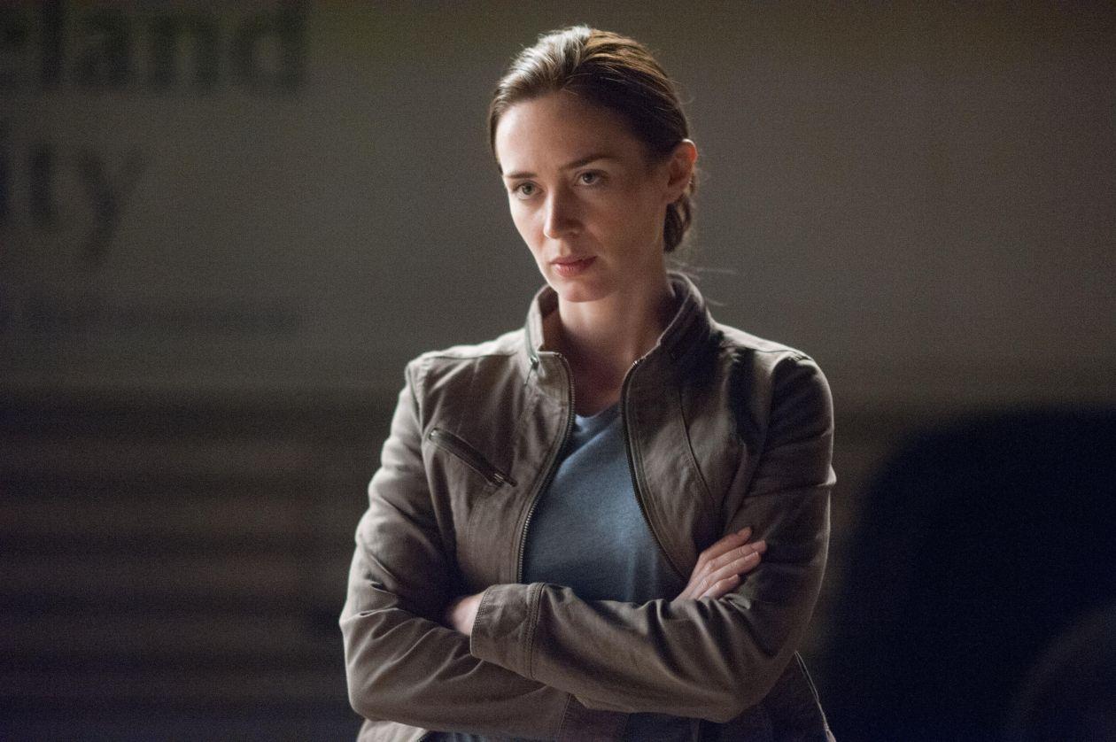 Emily Blunt / Sicario : Kate Macer | Denis Villeneuve 2015