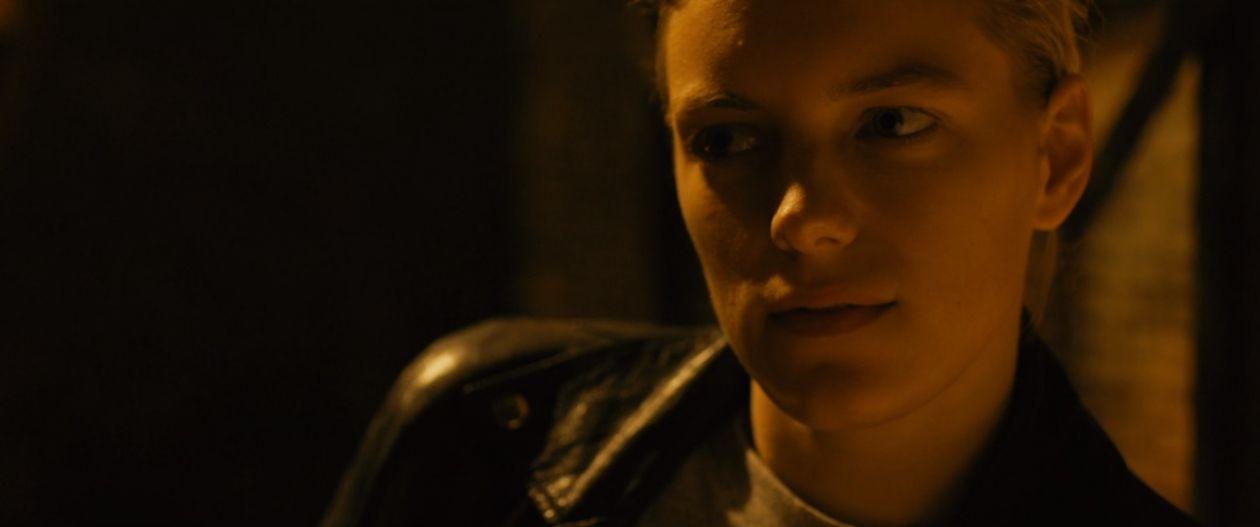 Erika Linder actress | Below her mouth : Dallas | April Mullen 2016