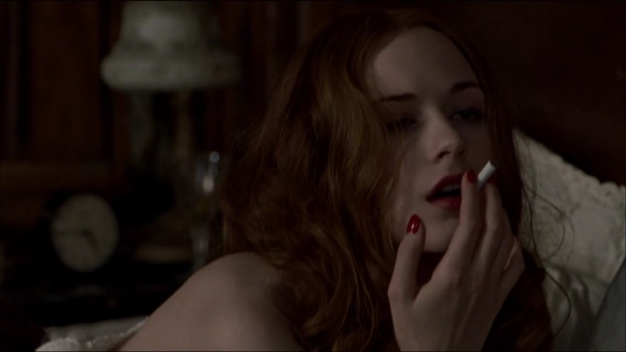 Evan Rachel Wood actress / Veda Pierce | Mildred Pierce | Todd Haynes / HBO