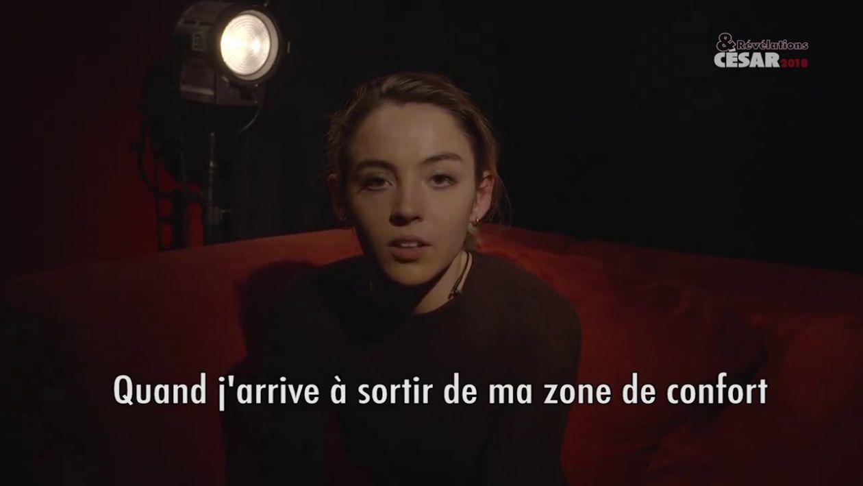 Garance Marillier actress actrice comédienne | Révélations 2018 / Académie des César