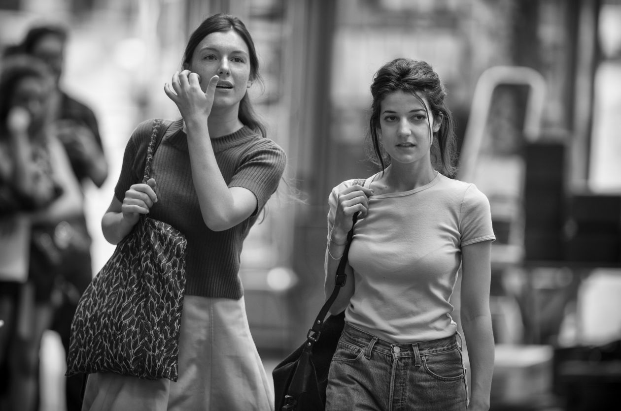 Louise Chevillotte / Esther Garrel | L'Amant d'un Jour | Philippe Garrel