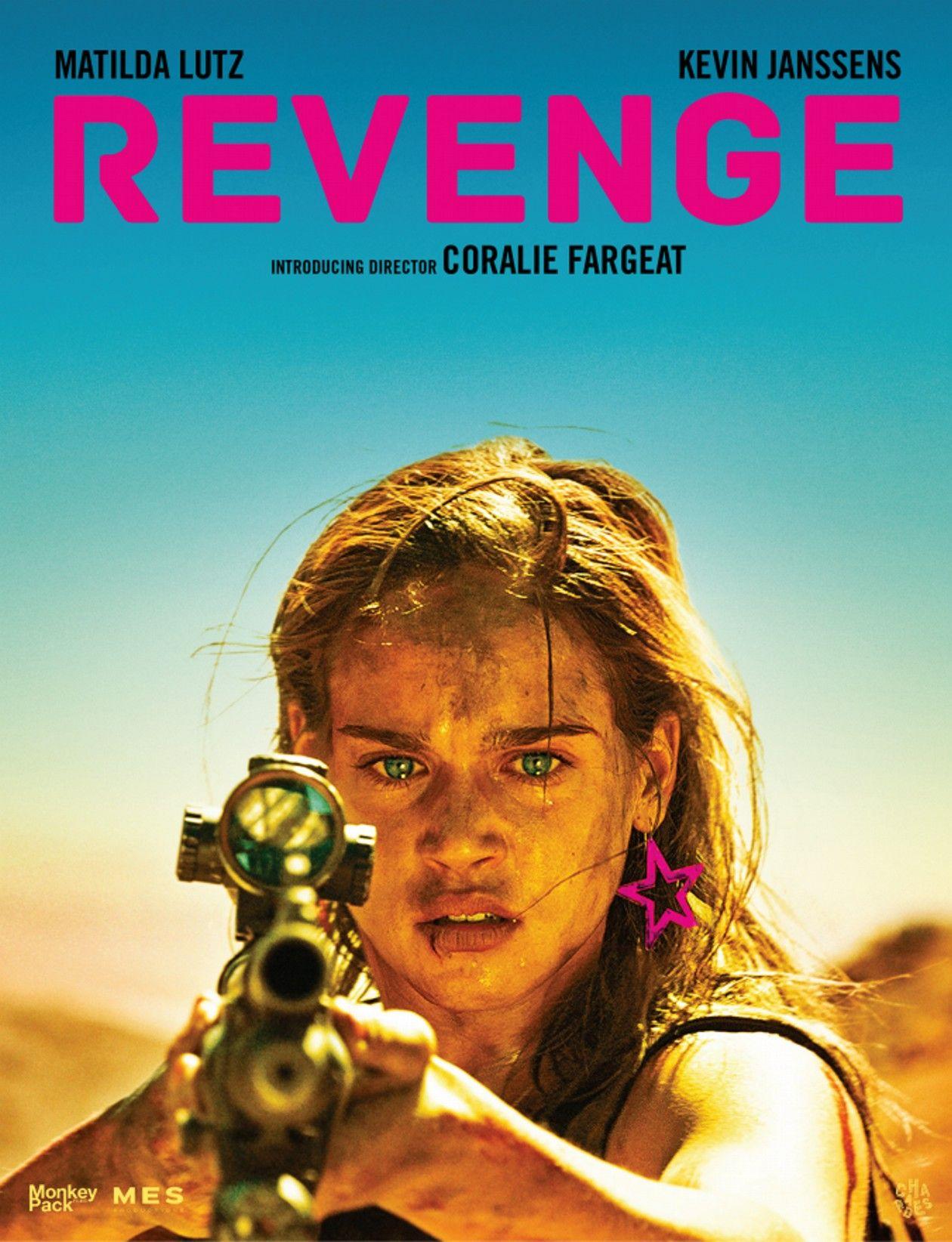 Matilda Anna Ingrid Lutz Italian actress / Revenge : Jennifer / Coralie Fargeat 2017