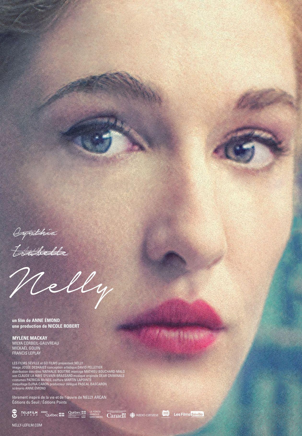 Mylène Mackay | NELLY | Anne Émond
