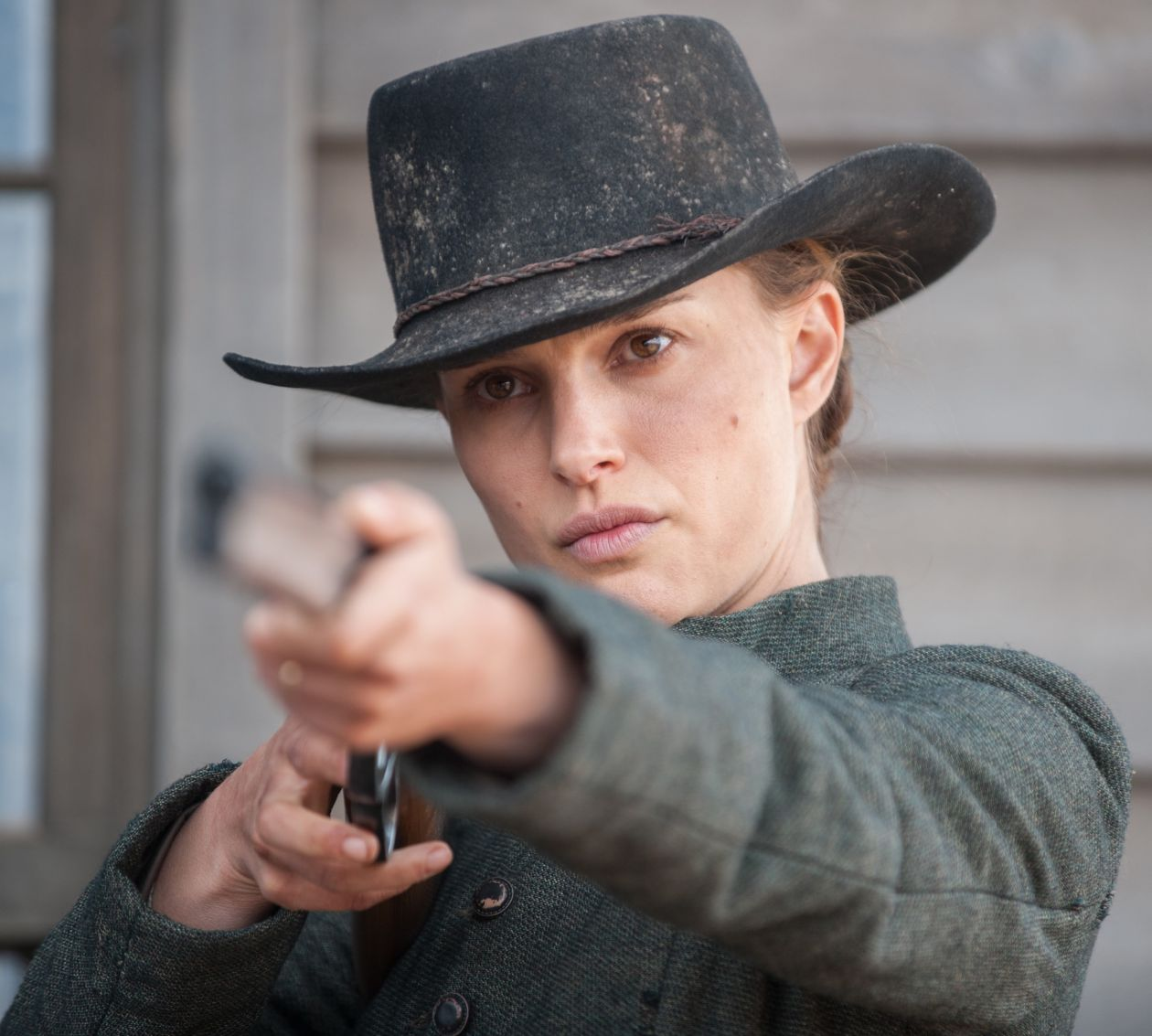 Natalie Portman actress | Jane got a gun | Gavin O'Connor 2015 Movie / Photo film