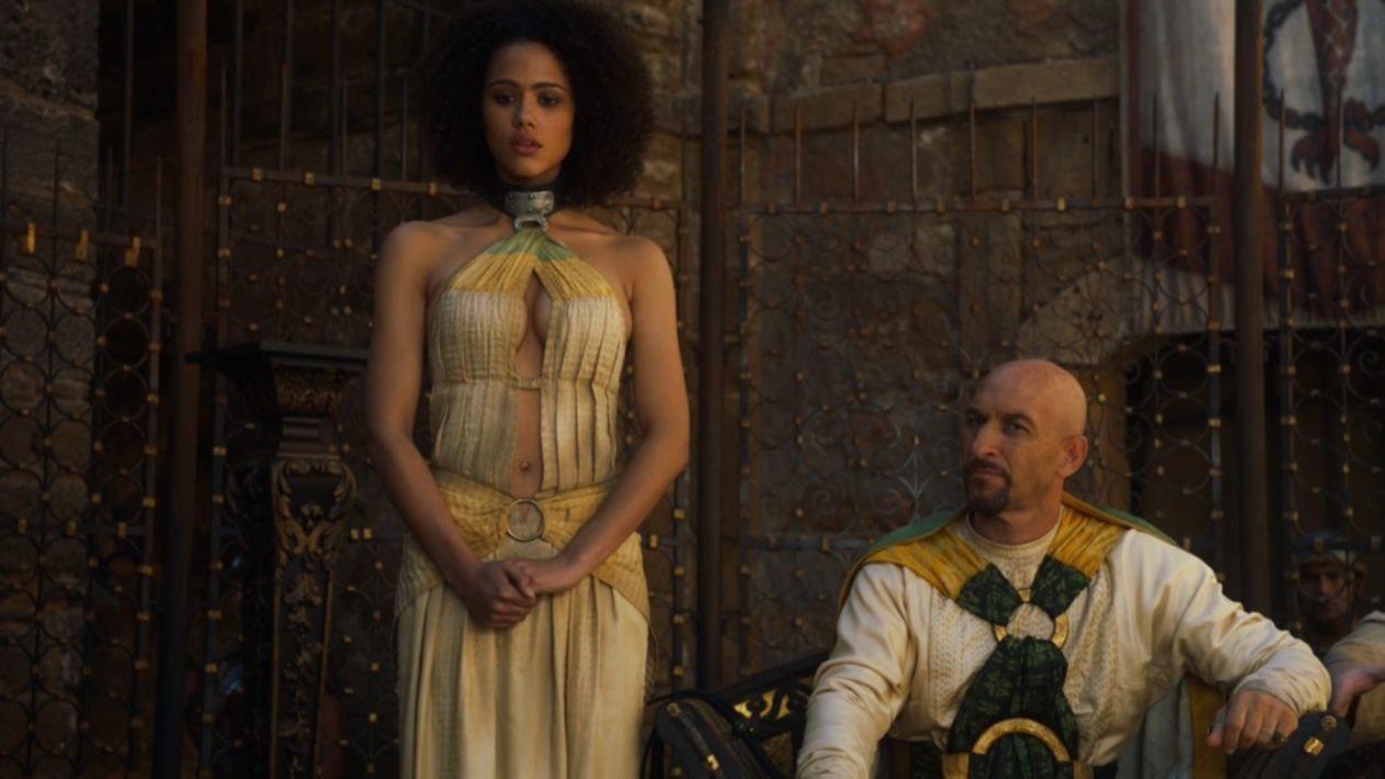 Nathalie Emmanuel actress | Missandei | Game of Thrones