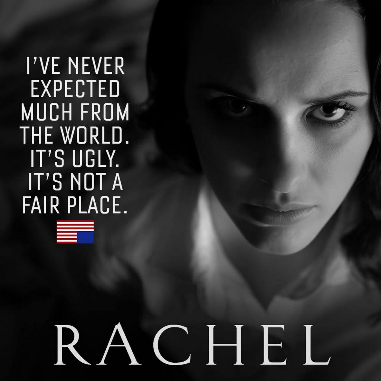 Rachel Brosnahan | House of Cards : Rachel Posner | NETFLIX 2013 - 2014 - 2015