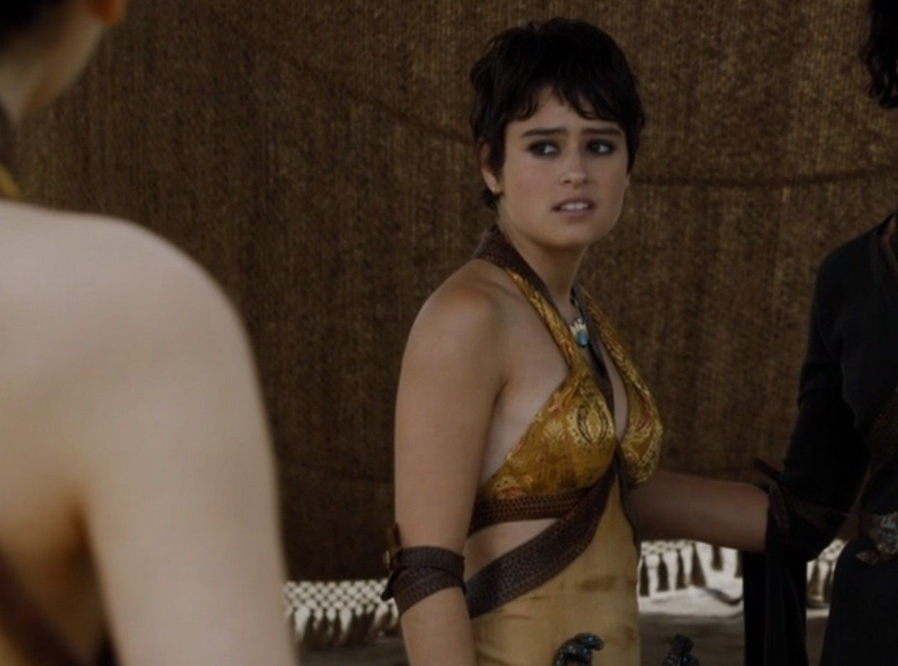 Rosabell Laurenti Sellers actress | Game of Thrones / Tyene Sand