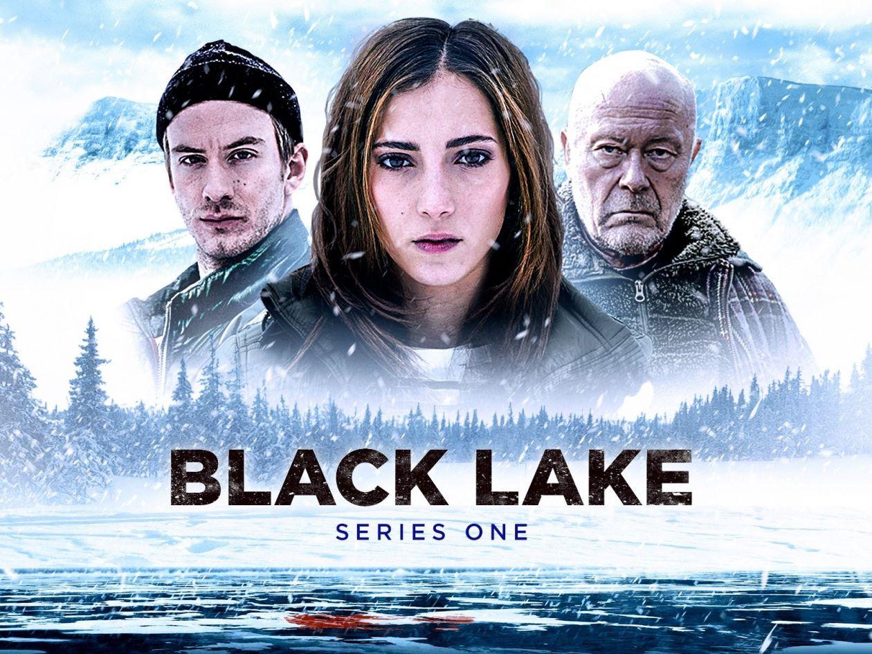 Sarah-Sofie Boussnina actress / Black Lake / Svartsjön 2016 Serie Poster