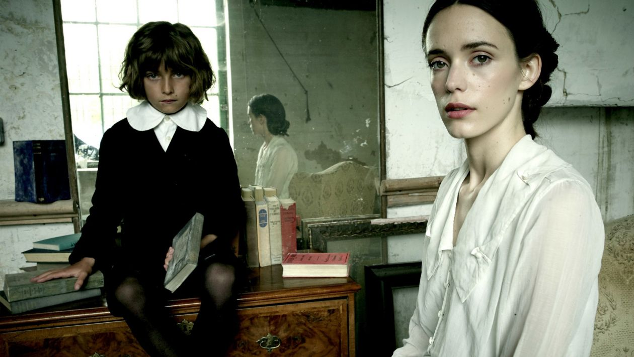 Stacy Martin actress | The Childhood of a Leader / L'Enfance d'un chef / Brady Corbet 2015