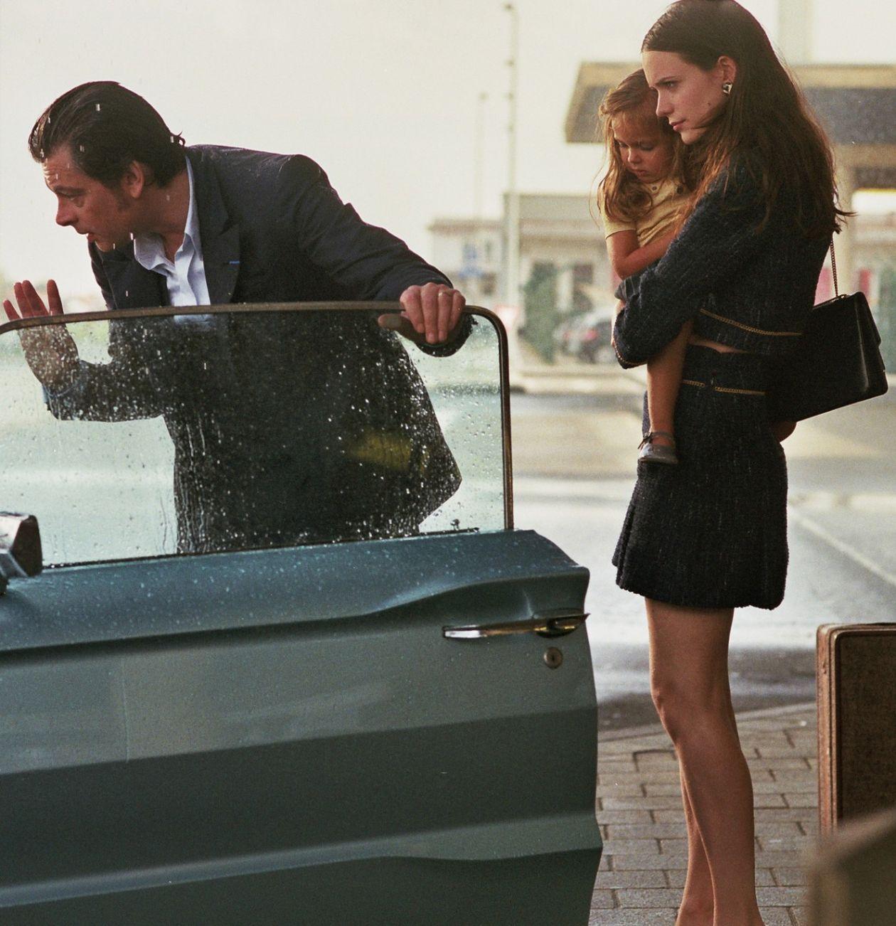 Stacy Martin actress   La dame dans l'auto avec des lunettes et un fusil / The Lady in the Car with Glasses and a Gun / Joann Sfar 2015