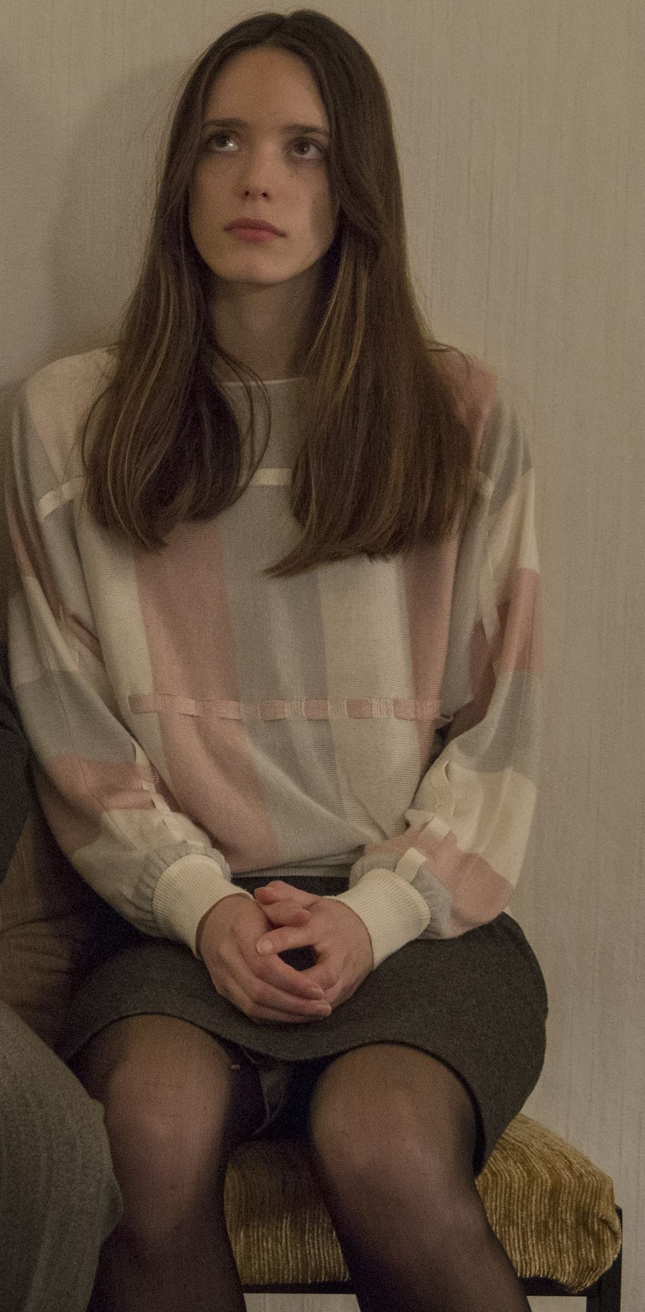 Stacy Martin actress / Nymphomaniac / Lars Von Trier