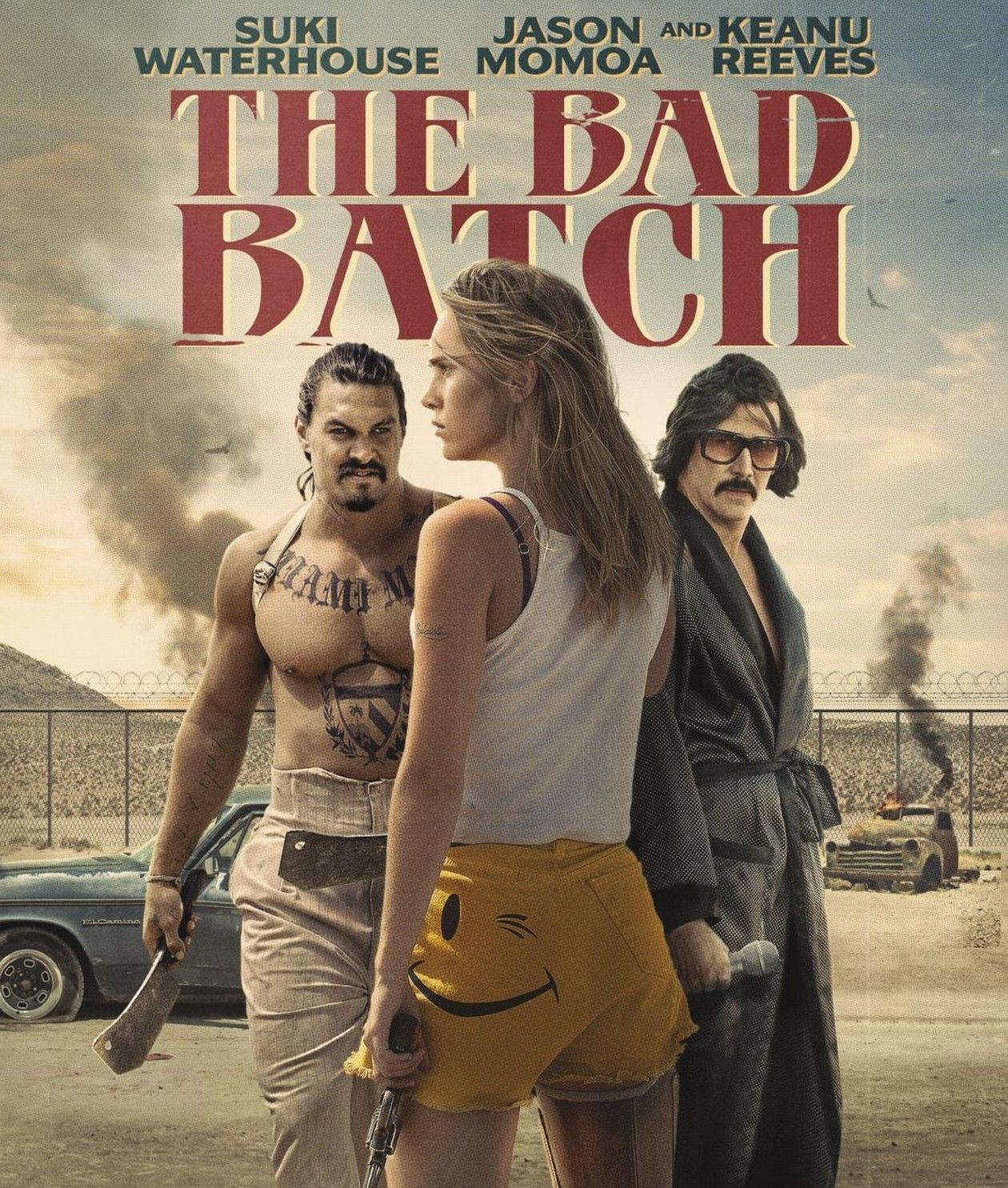 Suki Waterhouse | The Bad Batch : Arlen | 2016