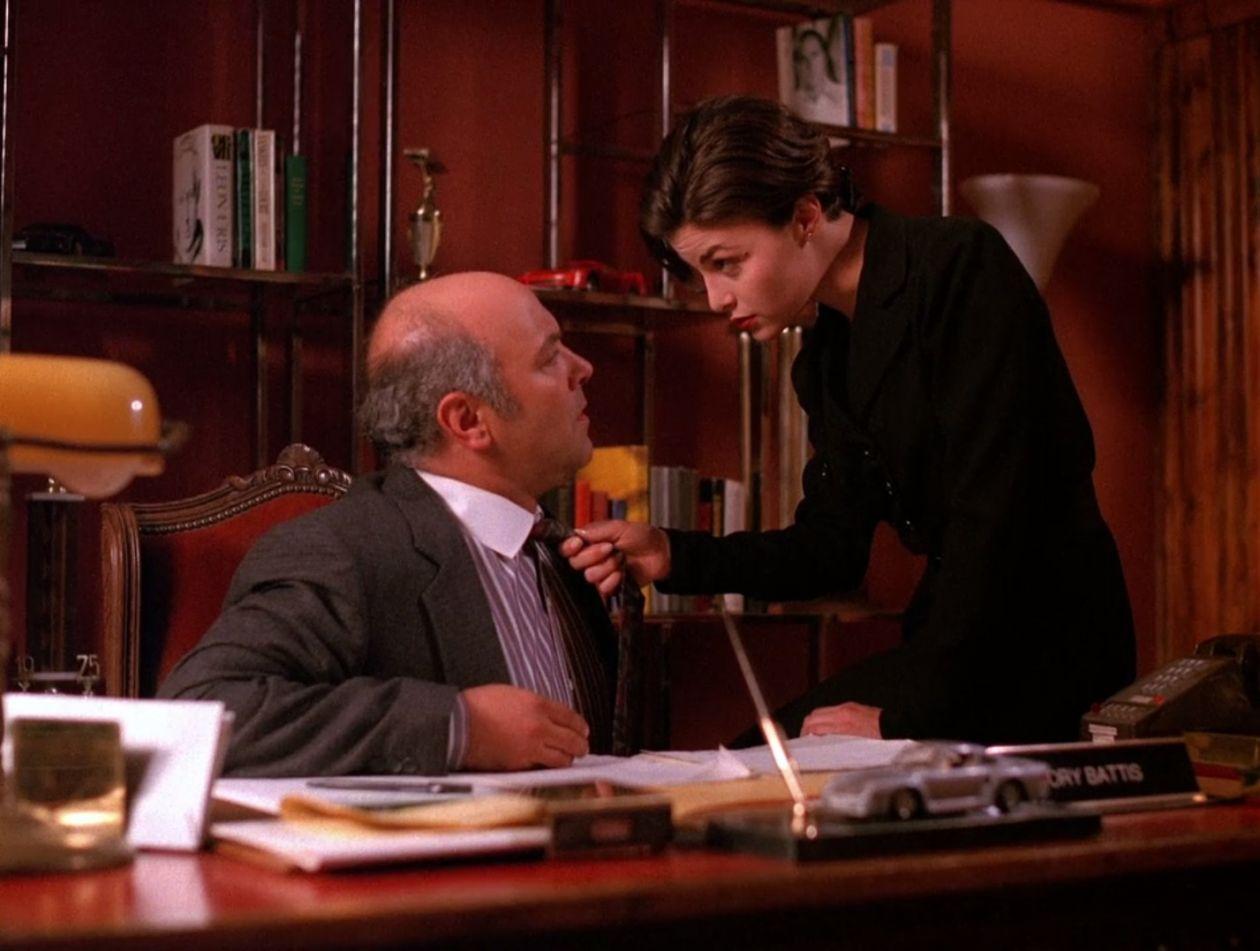 Sherilyn Fenn | Twin Peaks : Audrey Horne | 1990