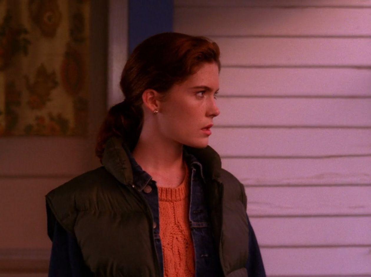 Lara Flynn Boyle | Twin Peaks : Donna Hayward | 1990