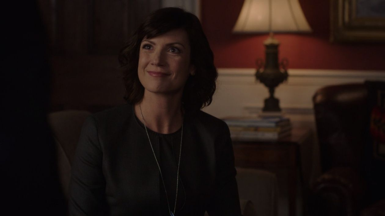 Zoe McLellan actress Designated Survivor, Season 2, 2017 : Kendra Daynes