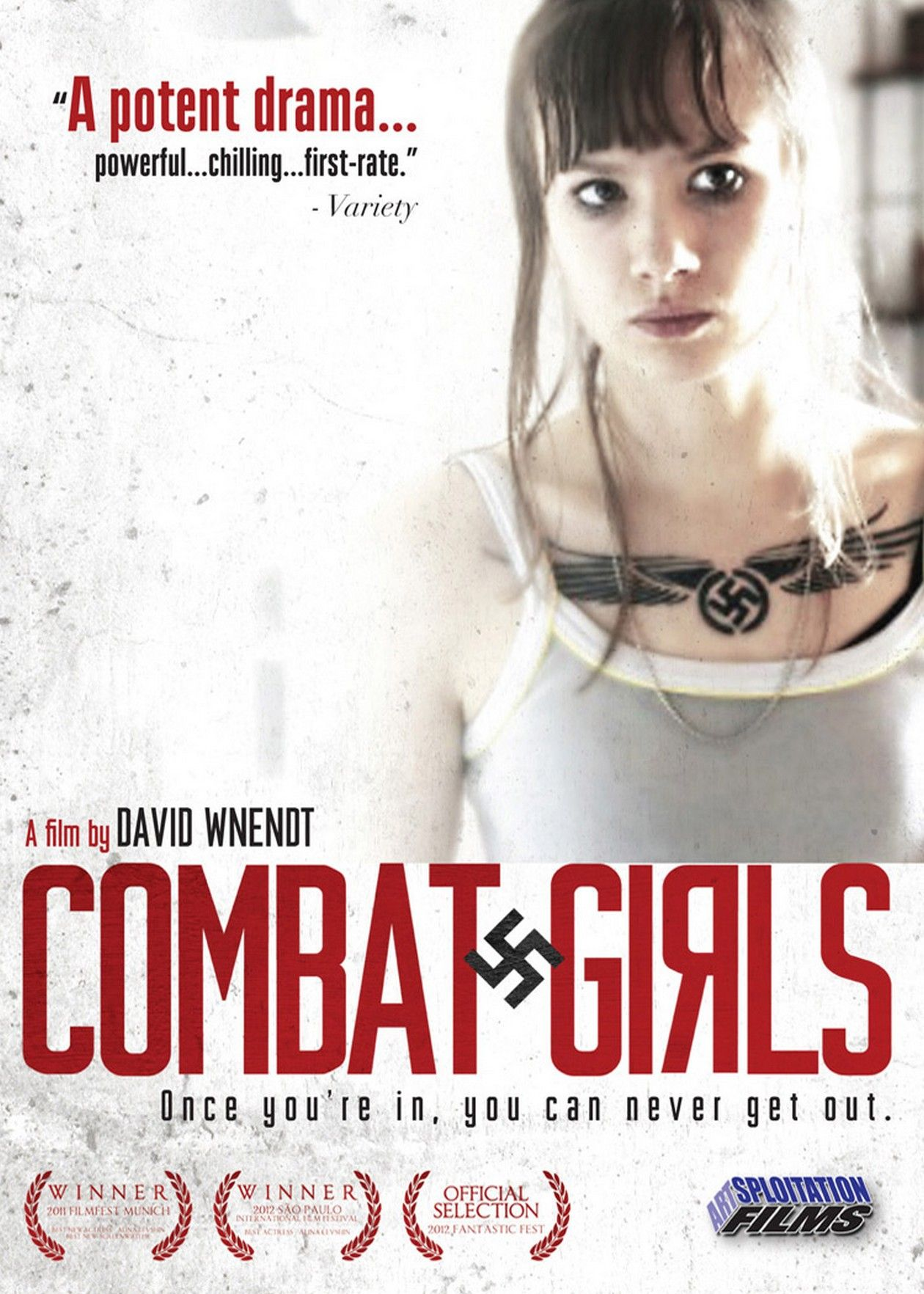 Alina Levshin actress | Combat Girls / Kriegerin / Guerrière / MOVIE POSTER AFFICHE FILM