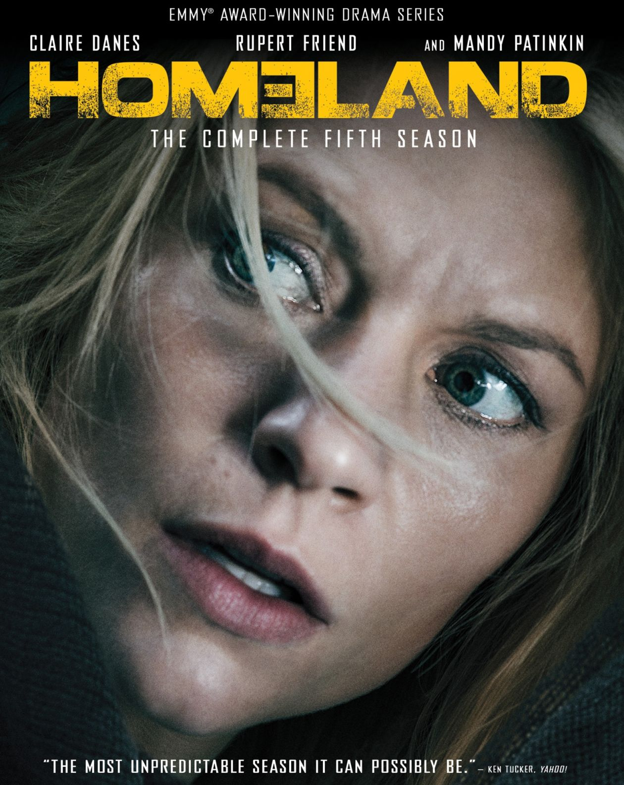Claire Danes | Homeland (Carrie Mathison) / Series Poster