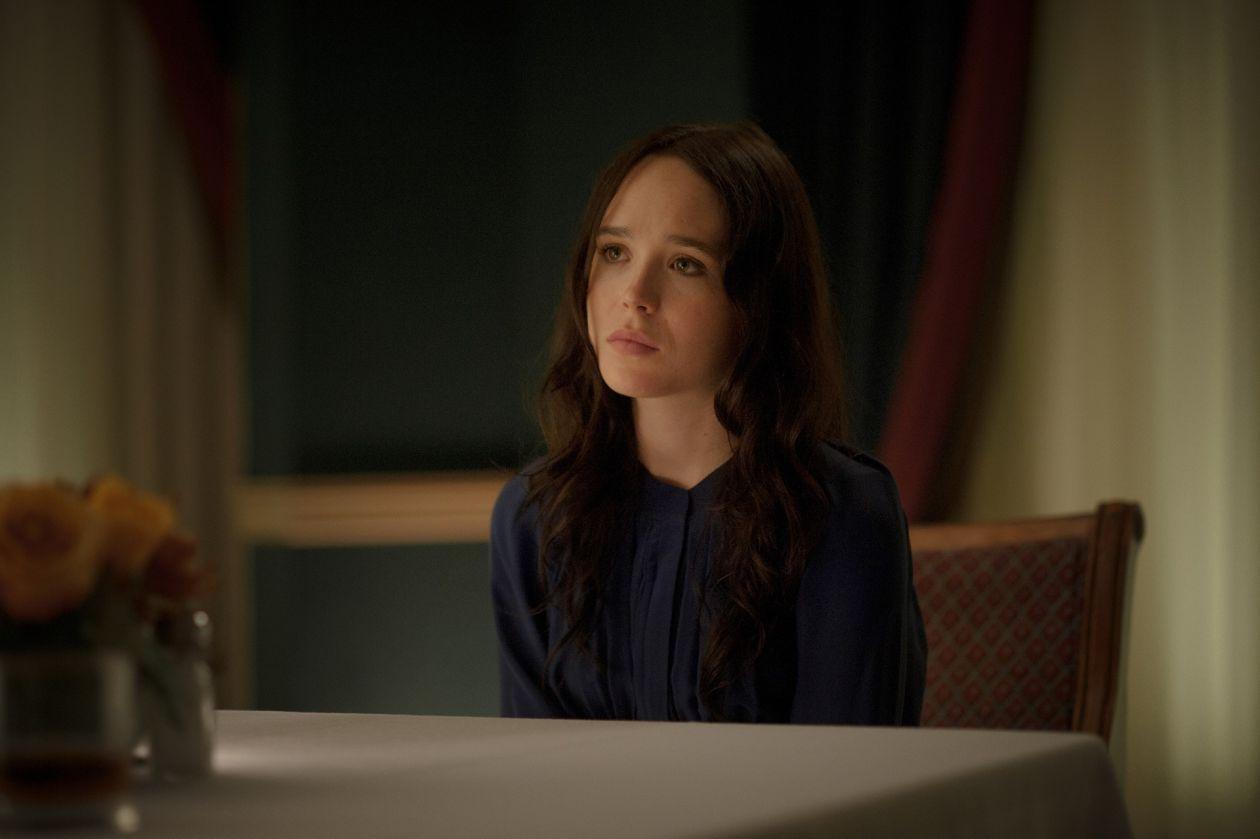 Ellen Page : Izzy / The East 2013 / Zal Batmanglij / Brit Marling