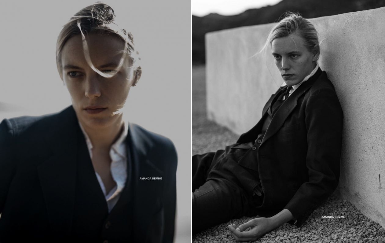 Erika Linder / Photo Amanda Demme