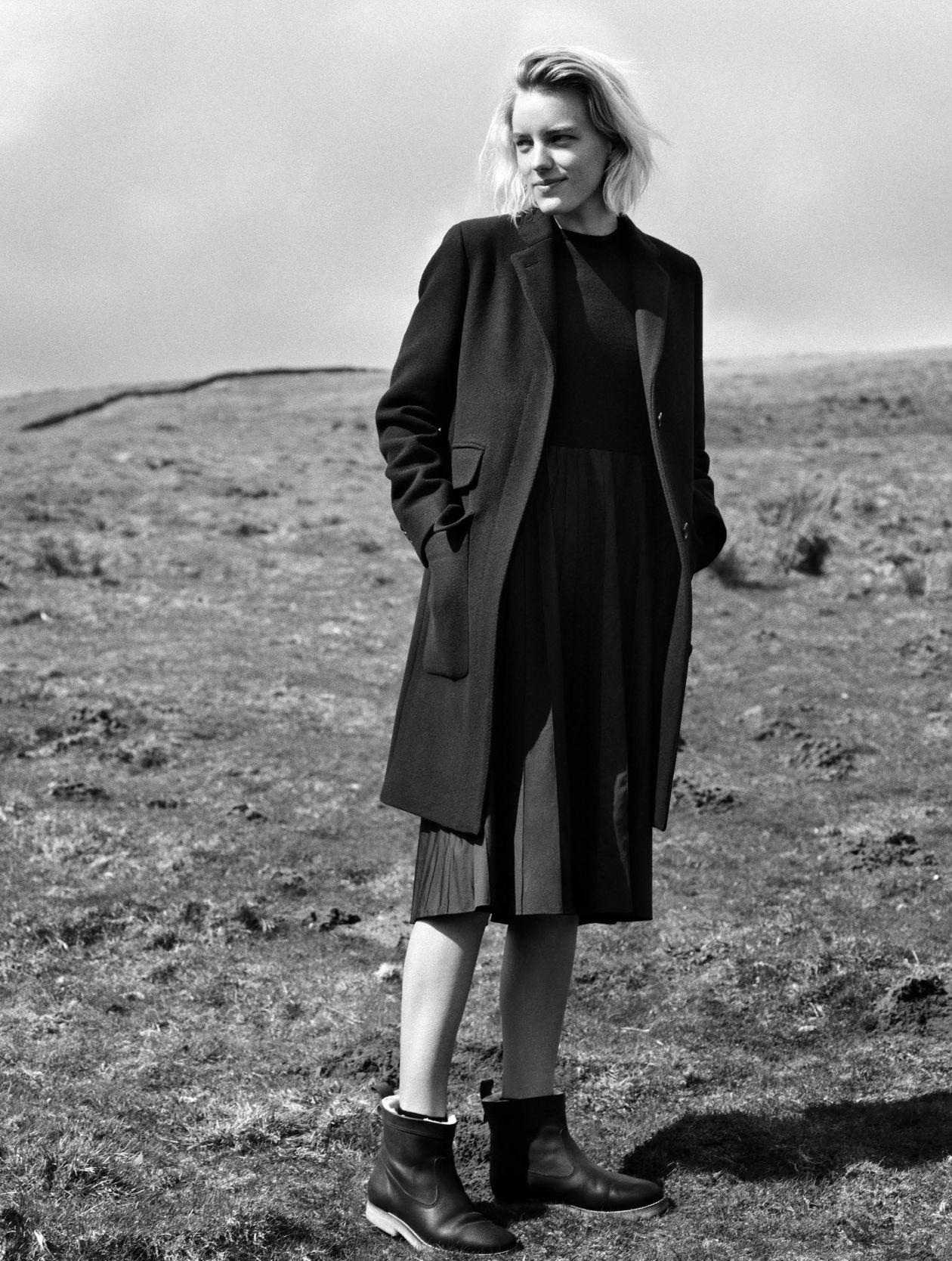 Erika Linder  Margaret Howell 2016