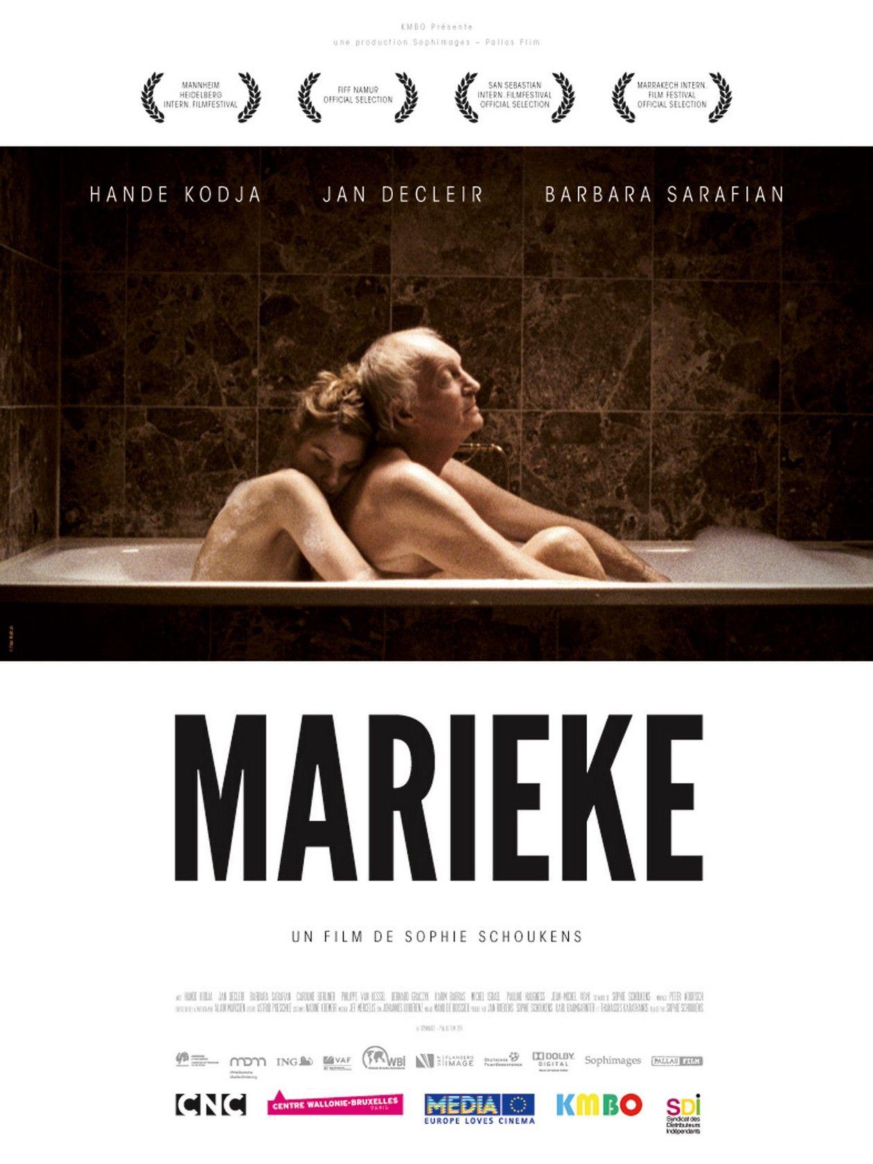 Hande Kodja  MARIEKE / Sophie Schoukens / affiche du film / movie poster