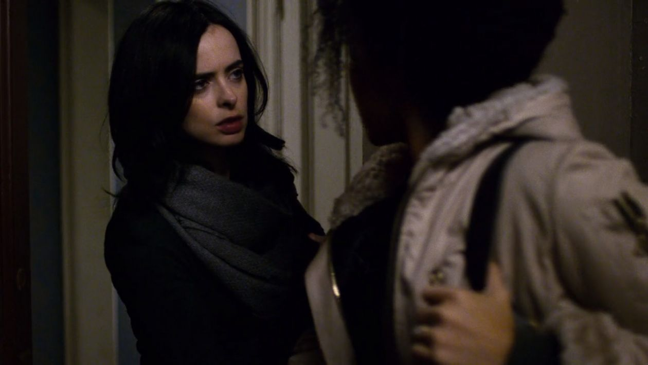 Krysten Ritter actress | Jessica Jones | NETFLIX 2015