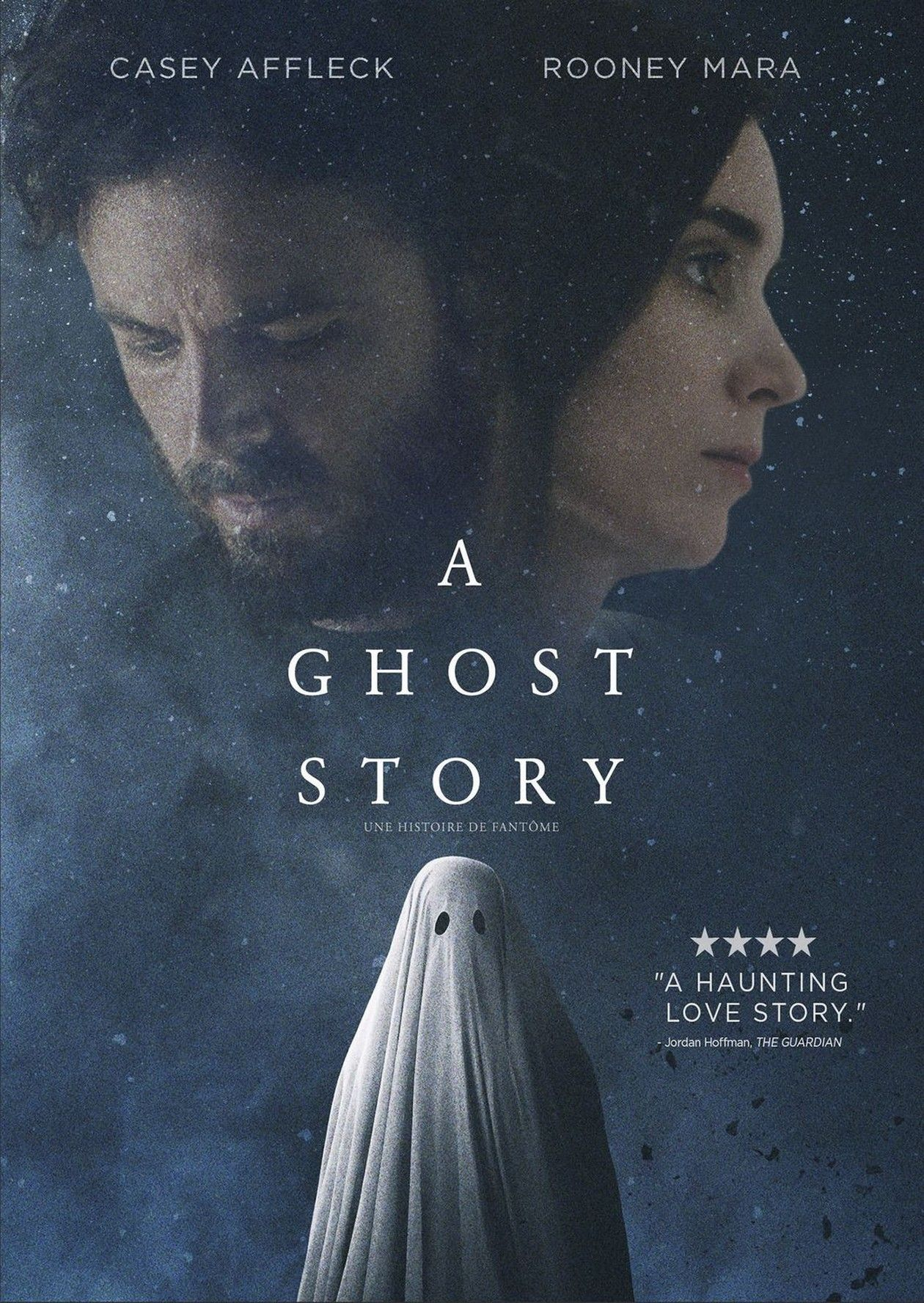 Rooney Mara | A Ghost Story | David Lowery 2017 Movie Poster Affiche film
