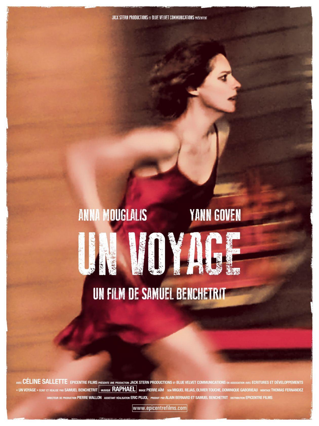 Un Voyage (Samuel Benchetrit 2014, Anna Mouglalis) | Movie Poster / Affiche du Film