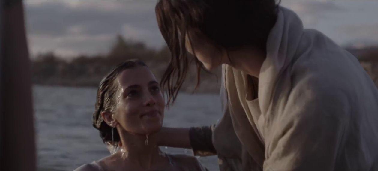 Sarah-Sofie Boussnina / Rooney Mara actresses | Mary Magdalene | Garth Davis 2018
