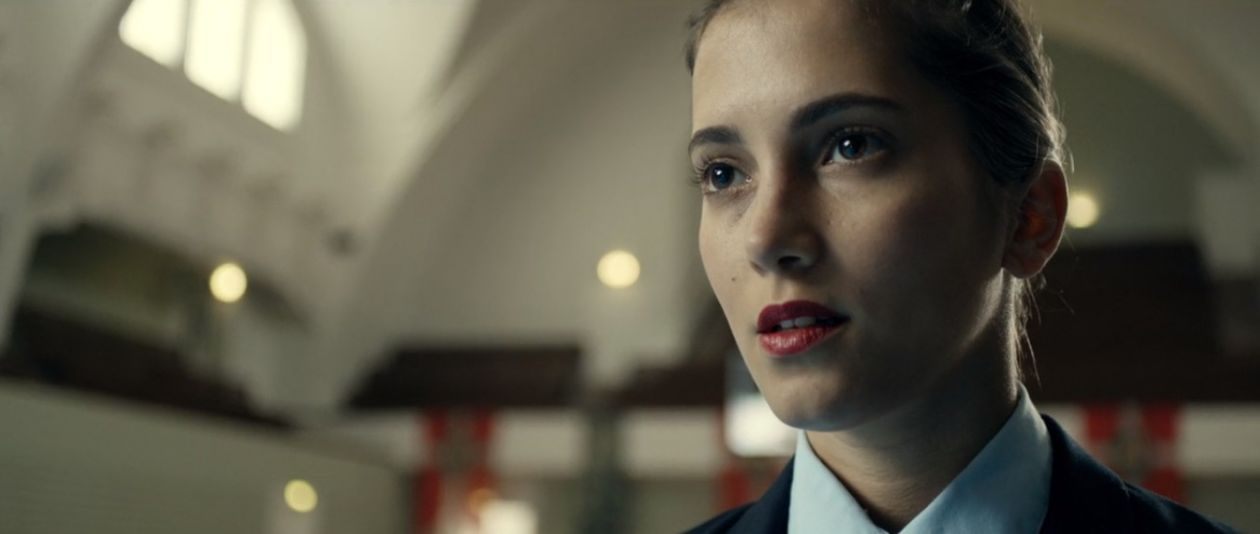 Sarah-Sofie Boussnina actress actrice comédienne / Kimmie | Department Q: The Absent One / Fasandræberne / Les enquêtes du Département V: Profanation | NETFLIX